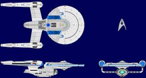 Callisto-class Strike Cruiser JJ-Verse by Scooternjng
