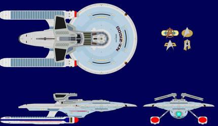 USS Regent Prime Timeline by Scooternjng