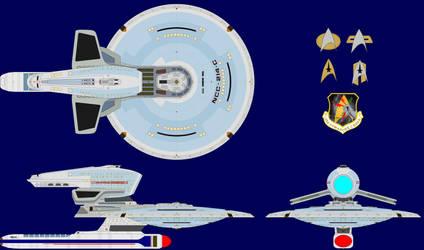 USS Comanche Creek-C Prime Verse