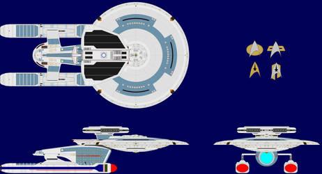 USS Pallas Prime Verse (TNG+)