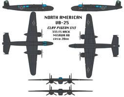 335 FS VB-25 Squadron Hack 20XX