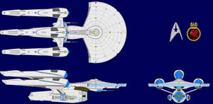 Marlborough-class Scout Cruiser JJ-Verse