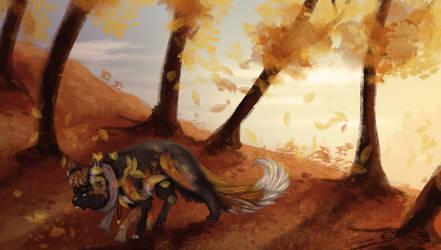 Fallenpaw [C] by Hidzia