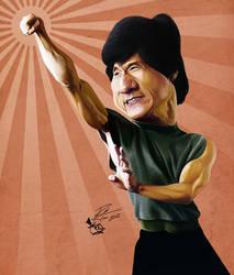 Jackie Chan by RToledoMrSnOw