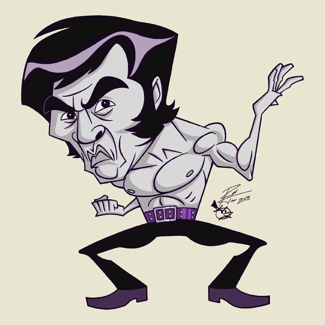 Sonny Chiba The Street Fighter by RToledoMrSnOw