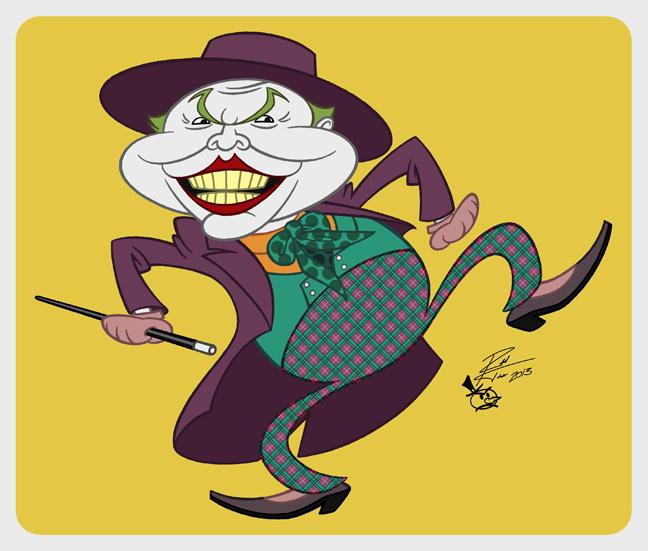 The Joker by RToledoMrSnOw