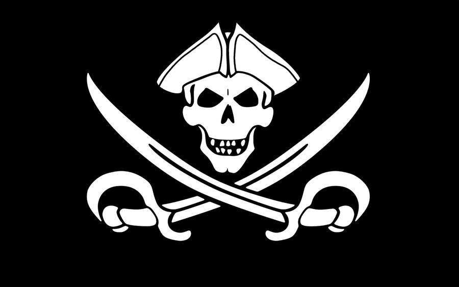 Pirate Flag D100 PIRATE FLAG