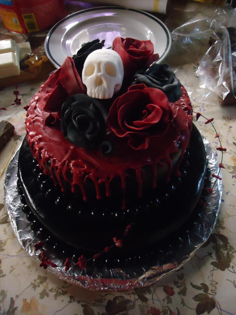Présentation Dr. Ohm Goth_cake_by_makkabeusdans-d5m6970