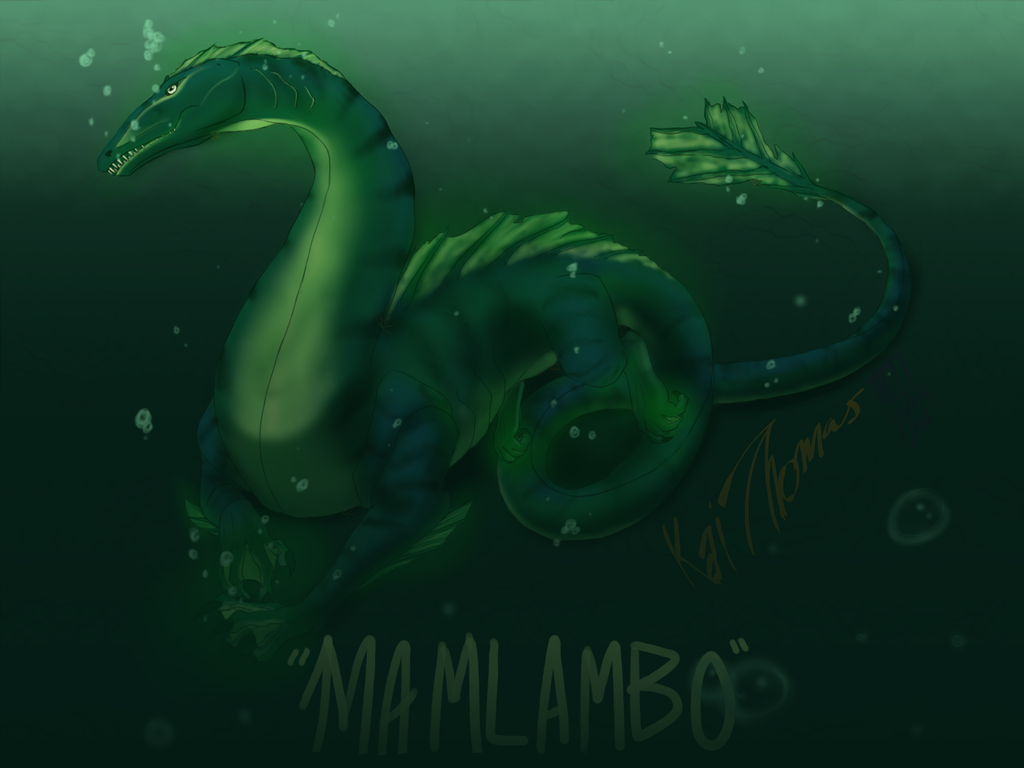 Mamlambo concept by sa... Mythical Creatures Sightings