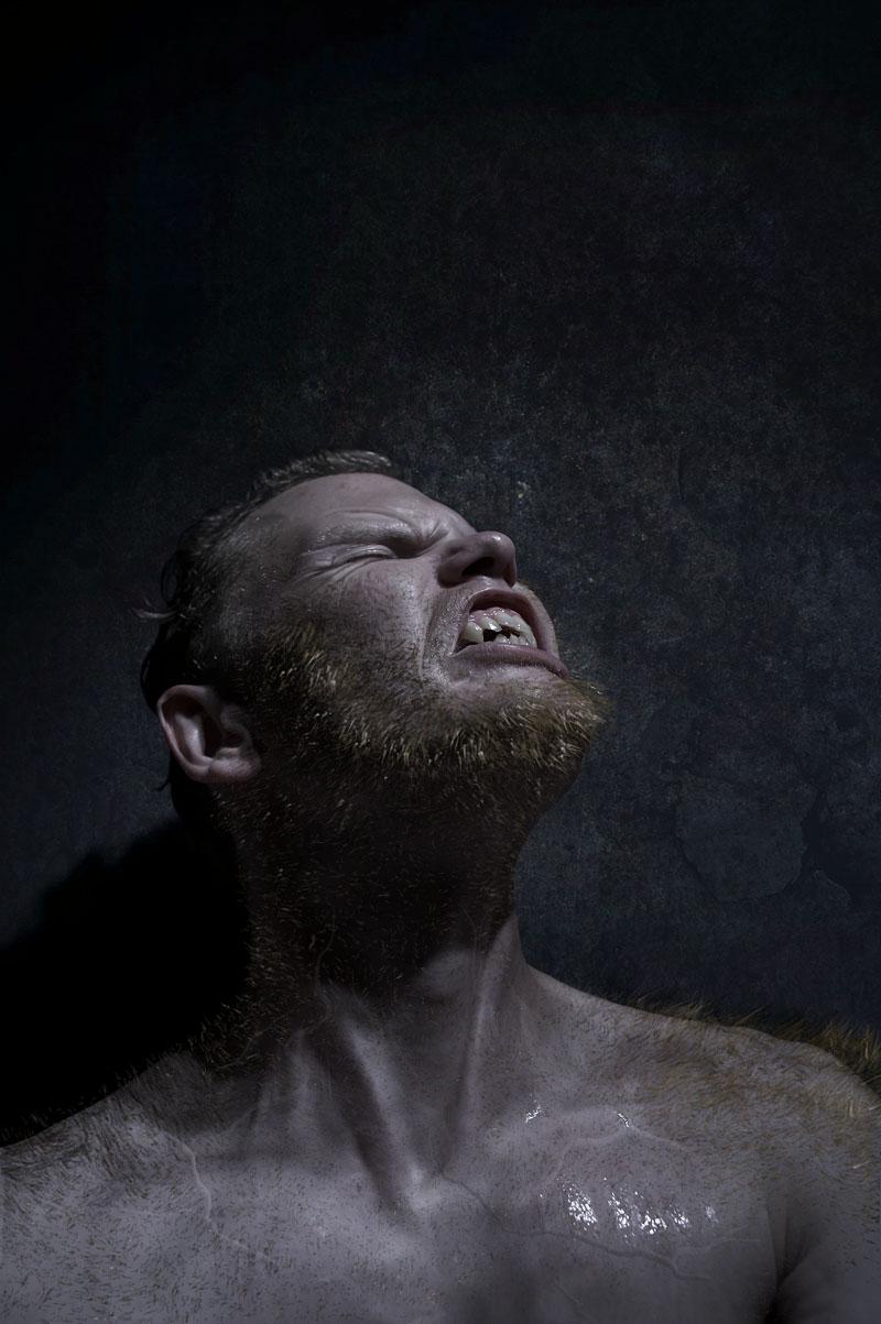 Werewolf transformation by simplearts on DeviantArt