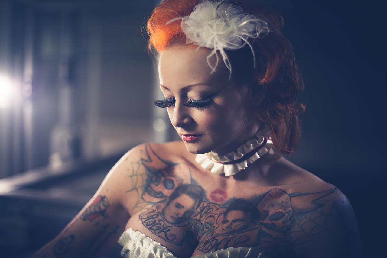Beautiful Katja Coco Harsfort by simplearts