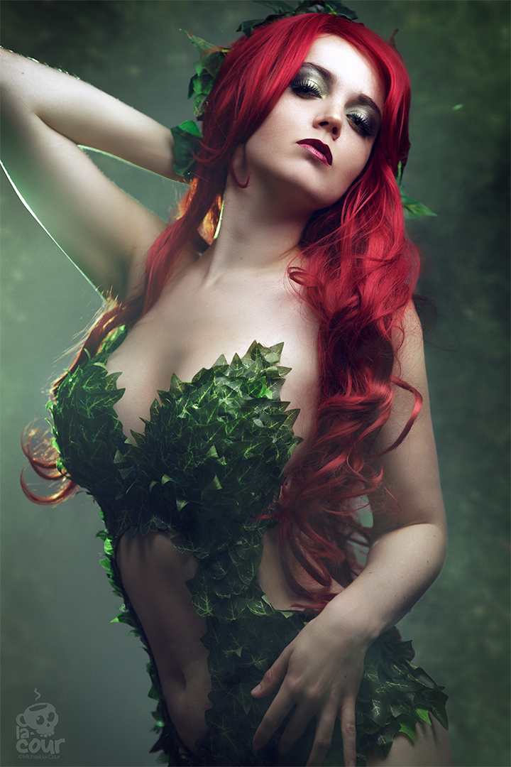 Poison Ivy by simplearts