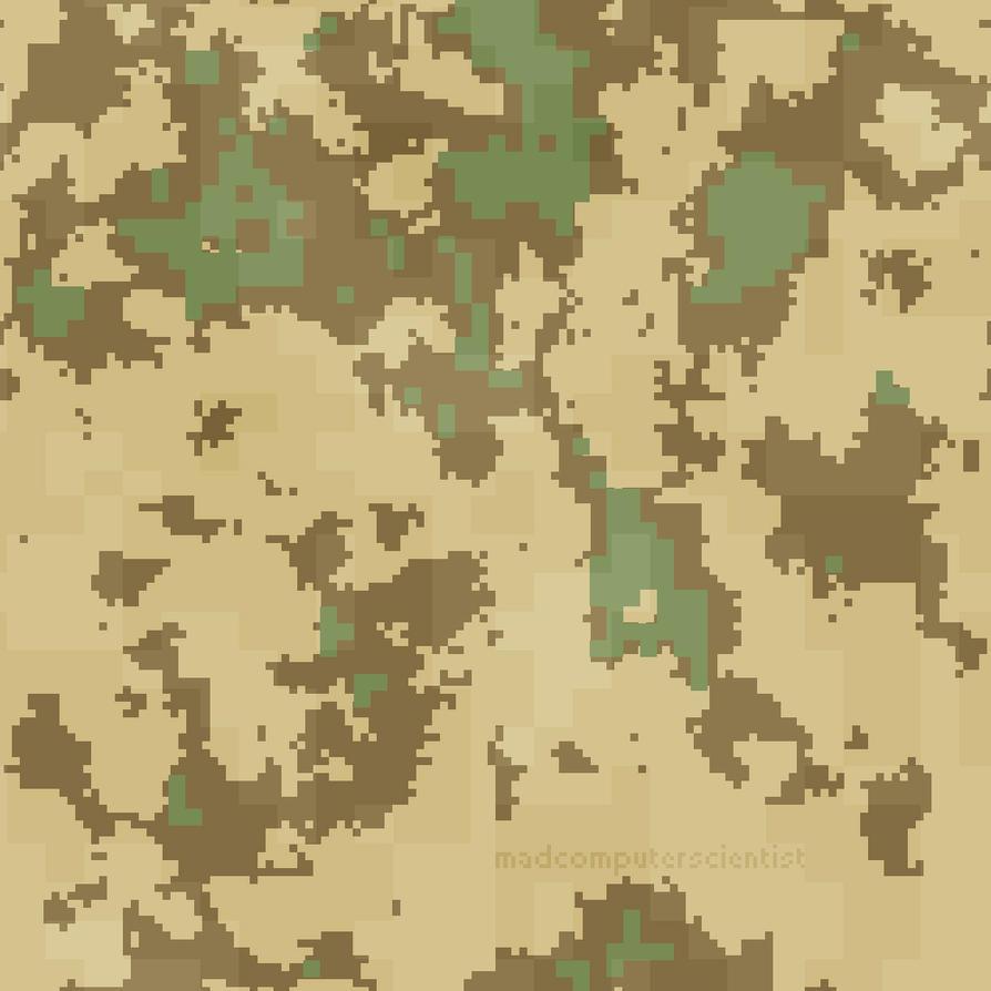 Gen III Digital Camouflage by madcomputerscientist