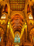 St Mary's Cathedral HDR by piratefuriousteddy