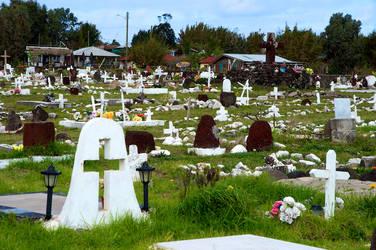 Cemetery Hanga Vare Vare