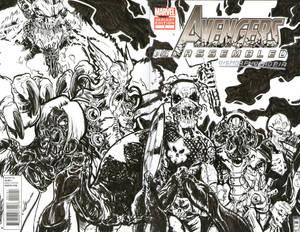 Avengers: Assemble DIS-AssembleD [Dismorphophobia]