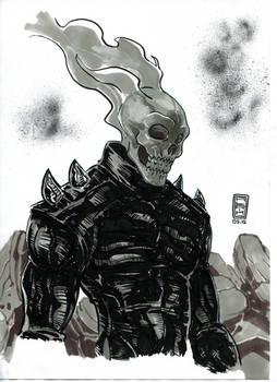 Ghost Rider test