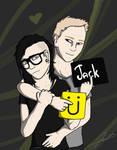 Jack U by The-BloodySmile