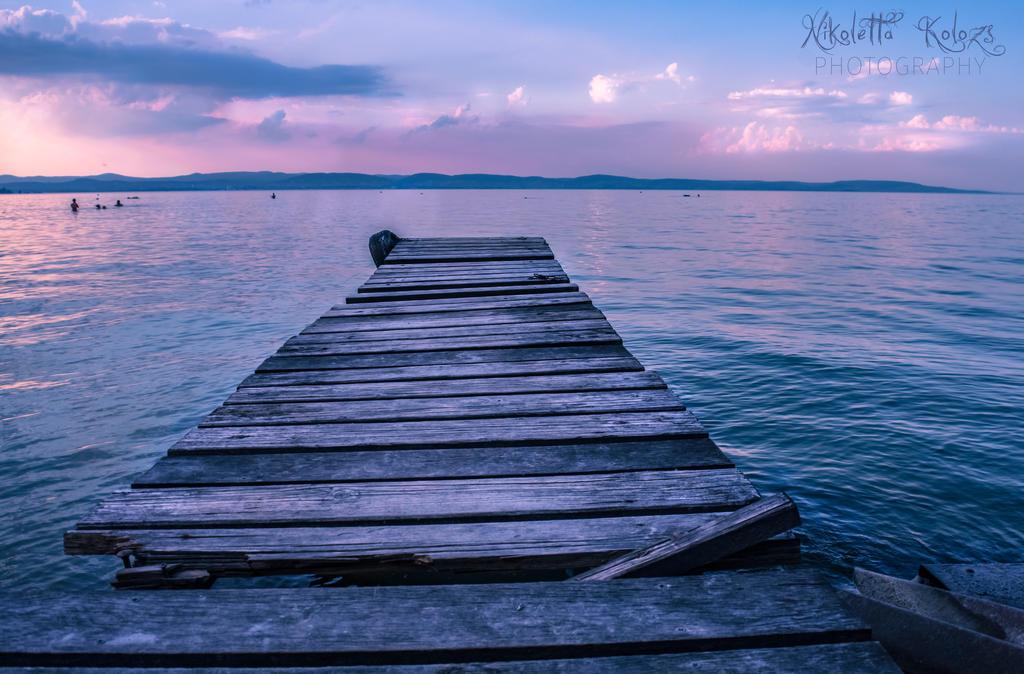 I like Balaton by Nikoletta-Kolozs