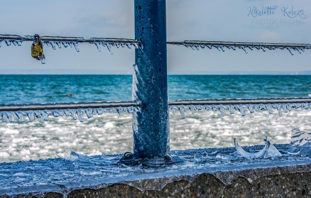 Broken winter by Nikoletta-Kolozs