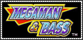 Megaman and Bass STAMP by danielstudios
