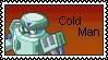 Coldman  .:STAMP:. by danielstudios