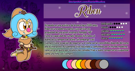 Ribon .:Ref Sheet:.