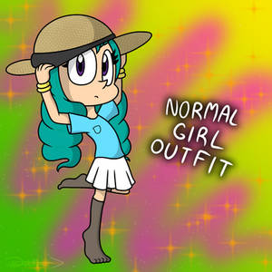 Tsuri Outfits - Normal Girl Outfit