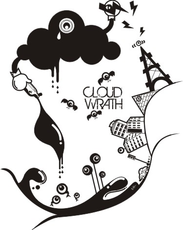 cloud's wrath by lle2010