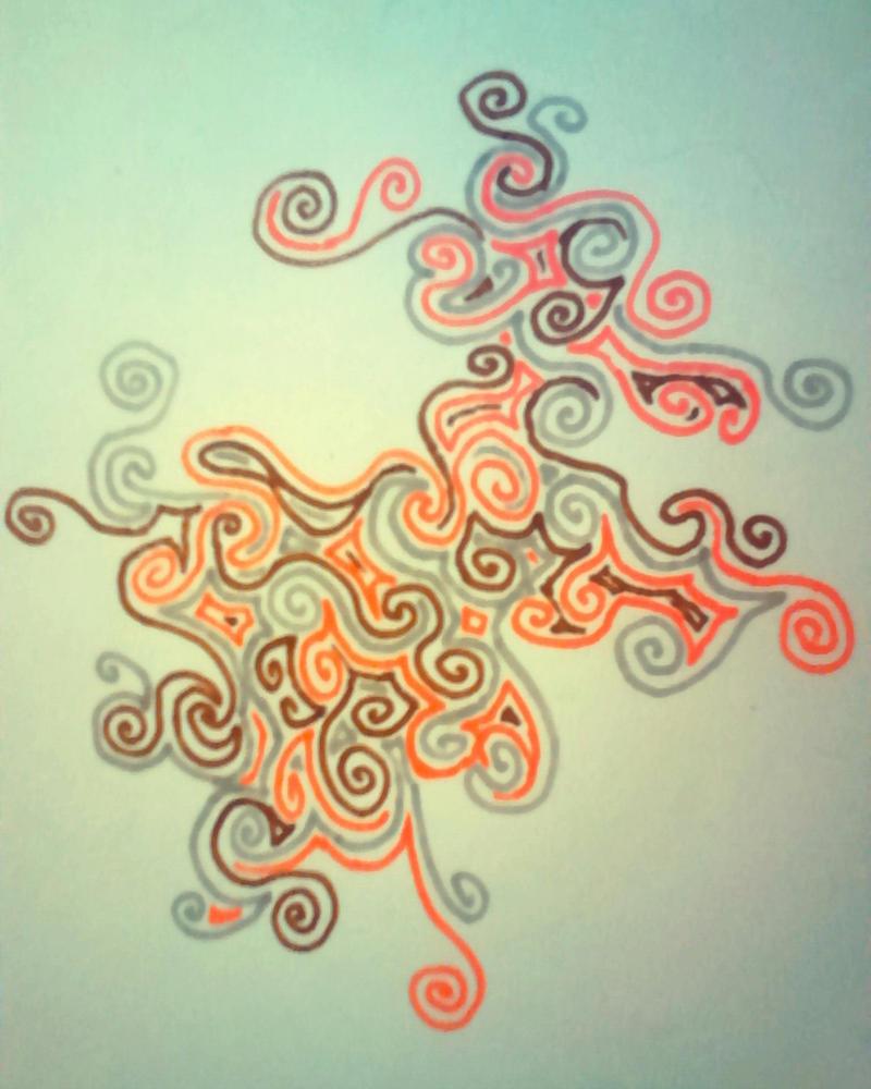 Line art 21 by KezF