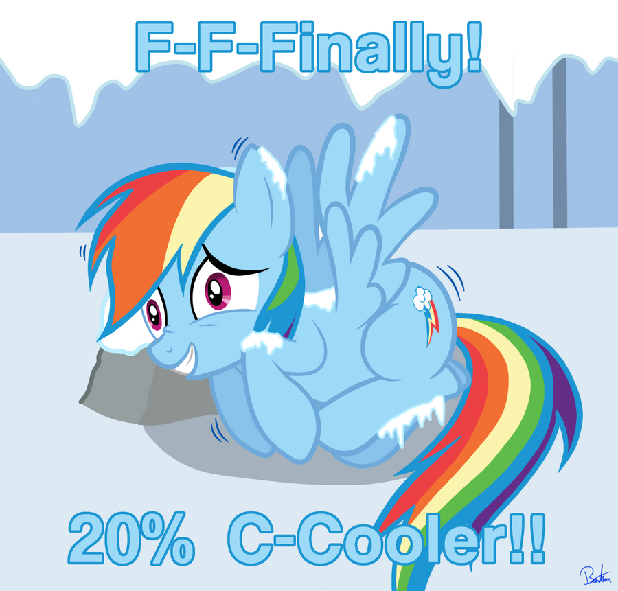 rainbow_dash_gets_cooler_by_megamag-d3du