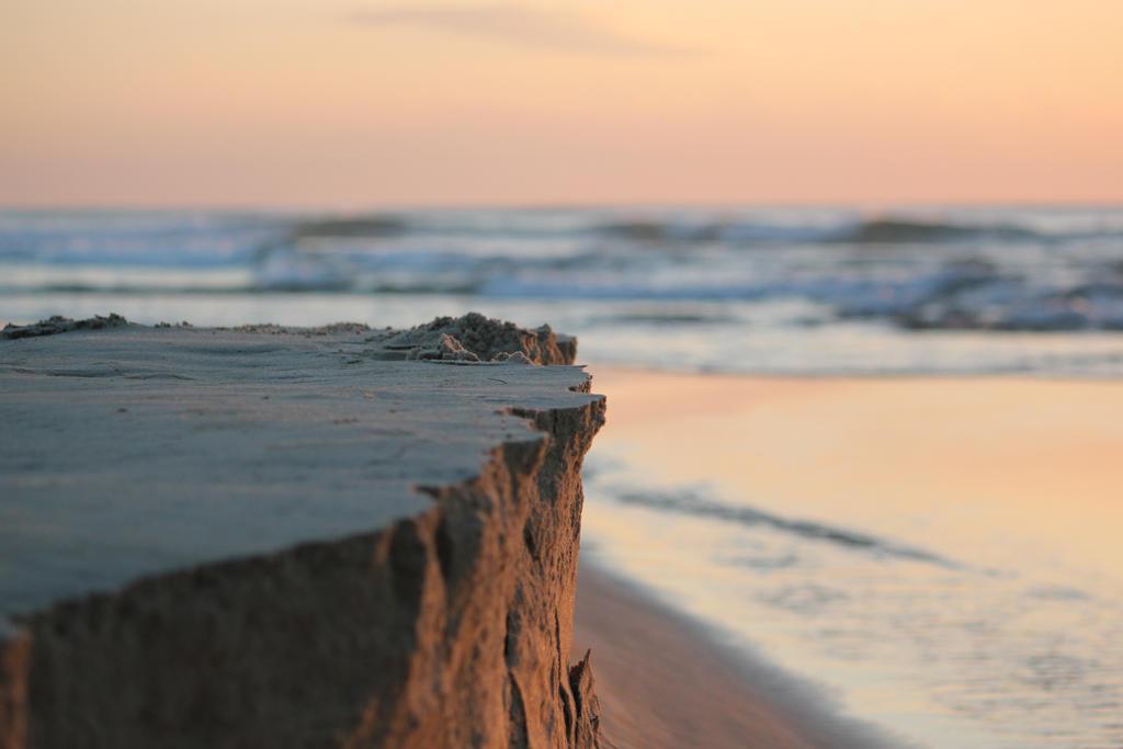 Beach Cliff Stock