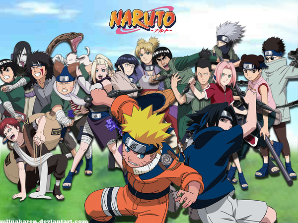 Naruto Characters In Real World Background Wallpaper: Interest Check!: Fandom (Anime) List