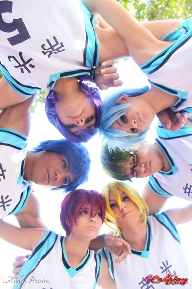 Teiko team by miinakaren