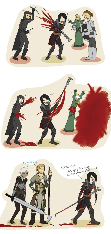da2 blood magic by dratnine on deviantart
