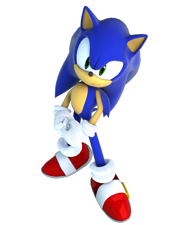 Dx Wallpaper: Sonic Adventure DX Pose By Criselerizo On DeviantArt