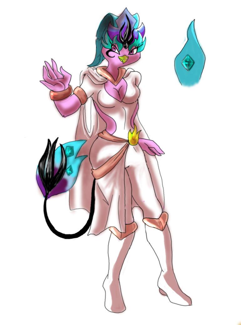 Diazyia 27 - Trymera by Cosmic-Phoenyx