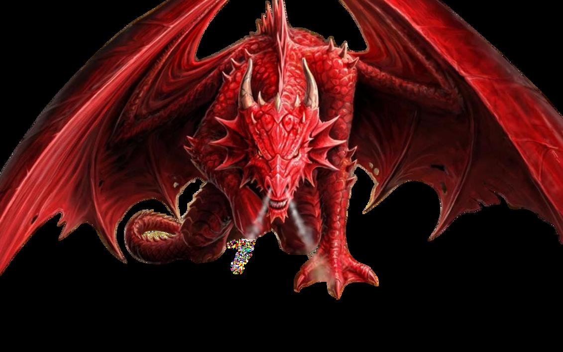 25 Renders Dragons Mangas/Réel Reddragon_render_by_magicheetah-d6hhgwc