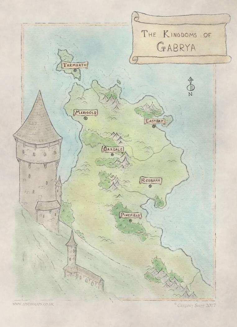 The Kingdoms of Gabrya