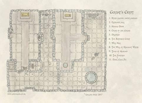 Goldat's Crypt