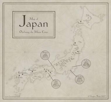 Japan Mapvember