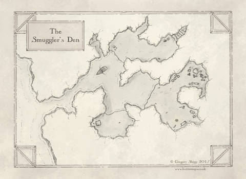 The Smuggler's Den