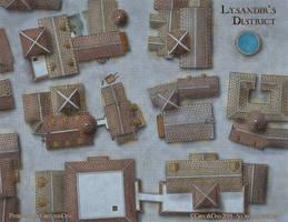 Lysandir's District - Night