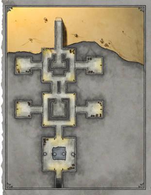 Kradra Prison Escape v2