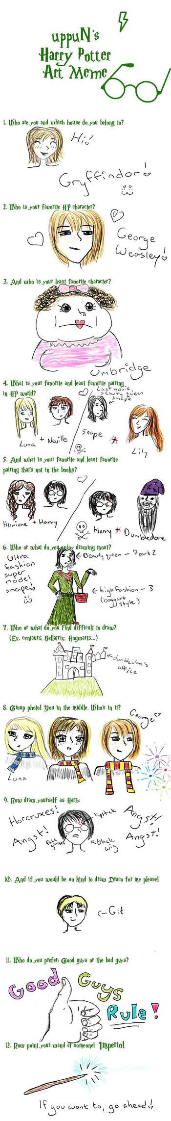 HP meme by GryffindorGurl