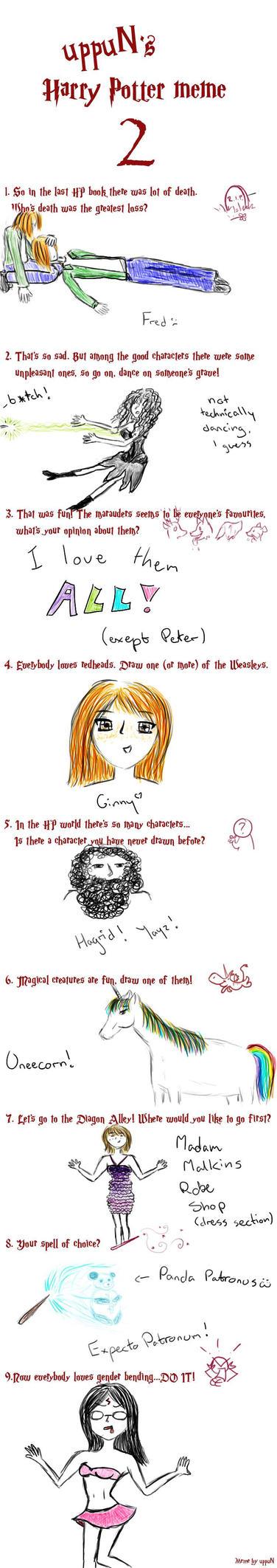 HP meme 2 by GryffindorGurl
