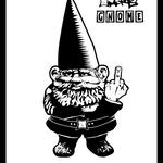 Gnome Tee by aMorle