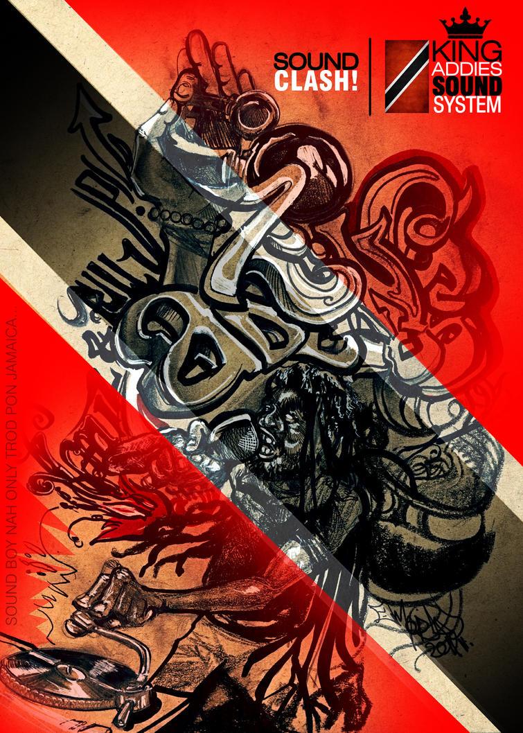 Poster design deviantart - King Addies Poster Design By Amorle
