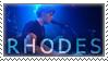 Rhodes Stamp by Lunameyza