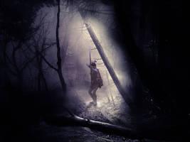 Hunter by tiffc